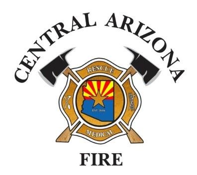 Central AZ Fire Logo